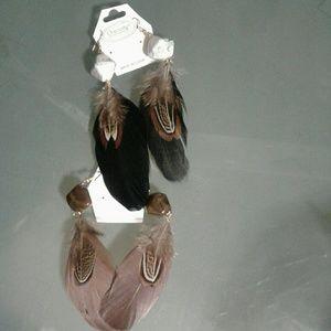Feather Earrings Bundle